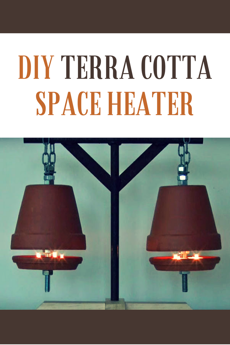 Genius Cozy Up Without A Space Heater Diy Heater Diy Space Space Heater