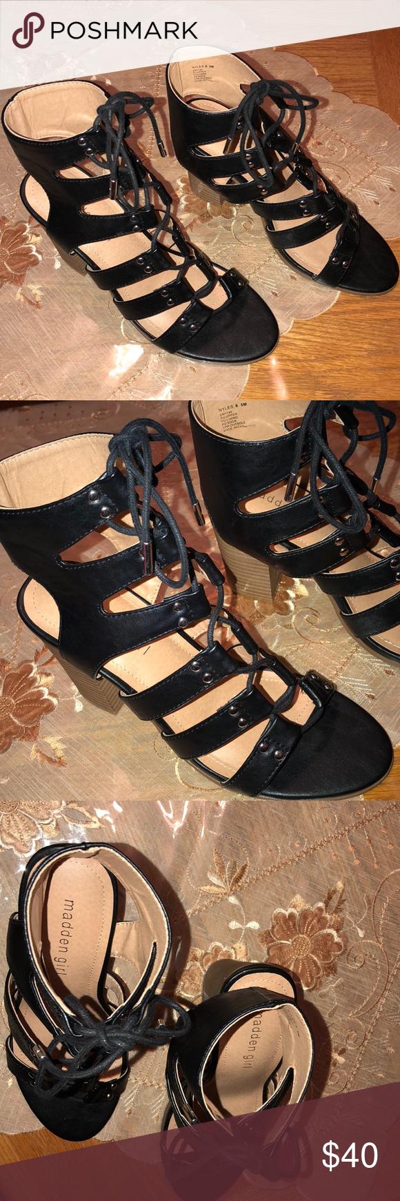 83a610215f92 Madden Girl Nyles Women s Sandals
