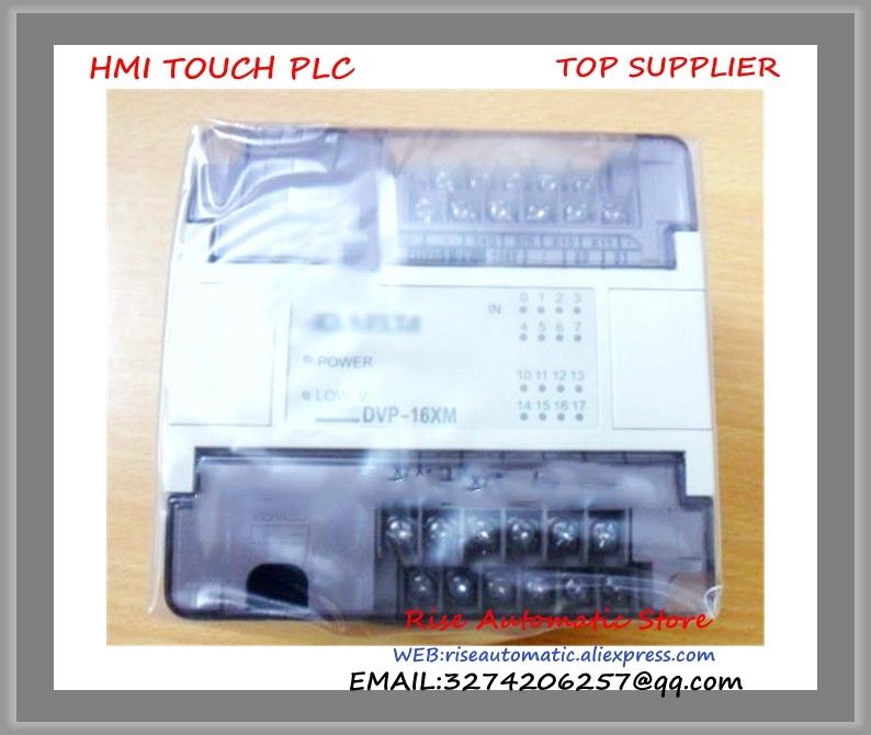 64.00$  Buy here - http://ali56h.shopchina.info/go.php?t=32793910505 - DVP16XM11N Delta PLC 16DI Digital Module New Original  #bestbuy
