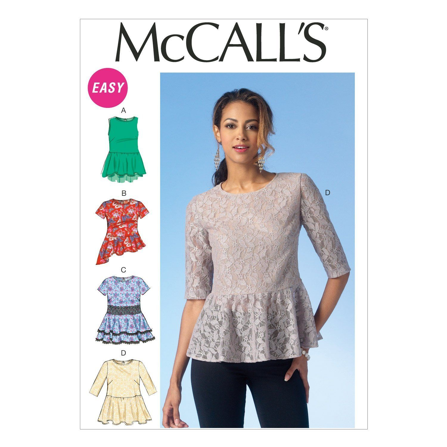 Colorful Mccalls Nähmustern Katalog Composition - Decke Stricken ...