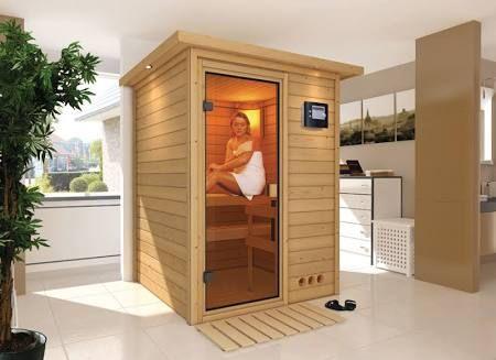 die besten 25 karibu sauna ideen auf pinterest. Black Bedroom Furniture Sets. Home Design Ideas