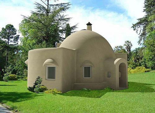 La Casas De Tierra Una Solución Del Pasado Para El Futuro Casas De Tierra Casas De Adobe Casas Ecologicas