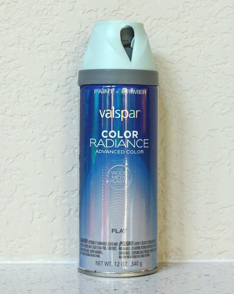 Valspar S La Fonda Mirage Spray Paint Projects Valspar