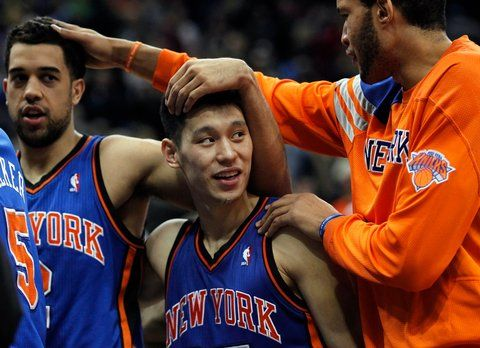 Yes, I'm bringing LINsanity to my pinboards!