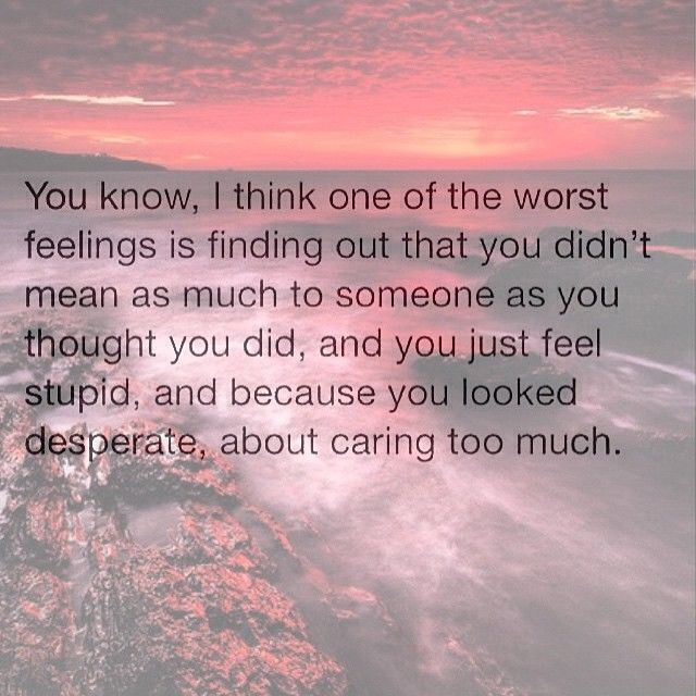 One of the worst feelins love love quotes quotes broken hearted ...