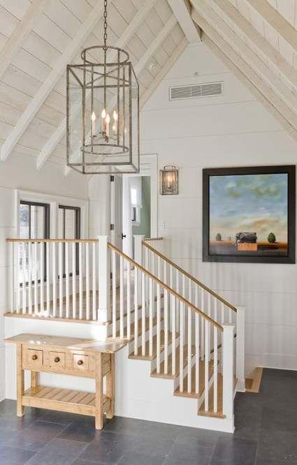58 Ideas Farmhouse Stairs Painted Farmhouse Farmhouse