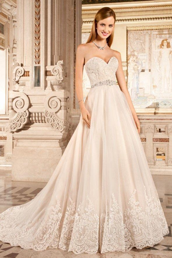 Bridal Gown Demetrios - Style 1479 | Something blue | Pinterest ...