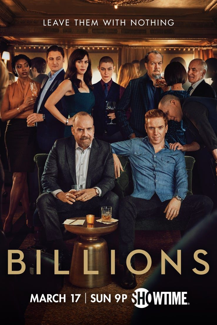 Billions Season 4 Teaser Promises To Make Axe A Legend Tv Series