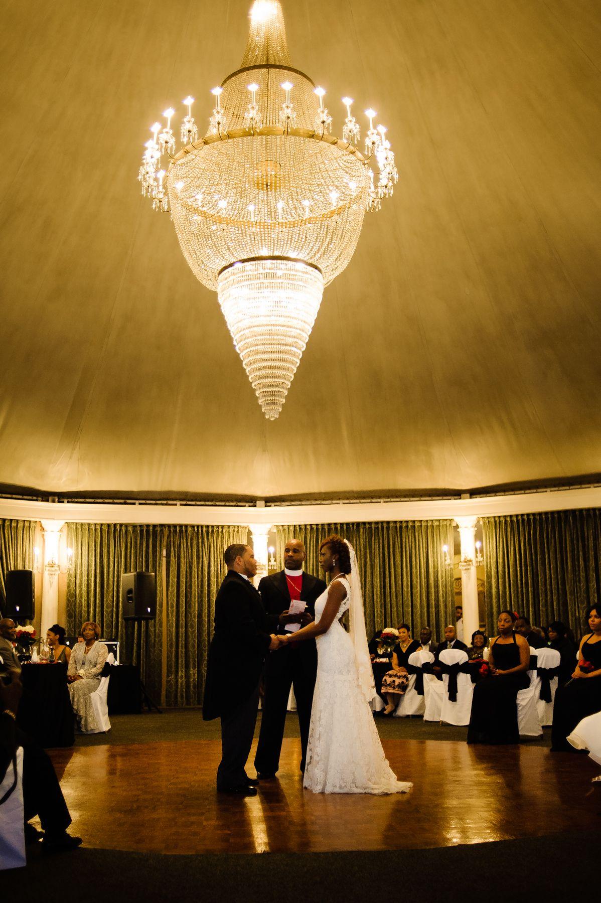 Castle McCulloch Crystal Garden Ballroom. Idea for a