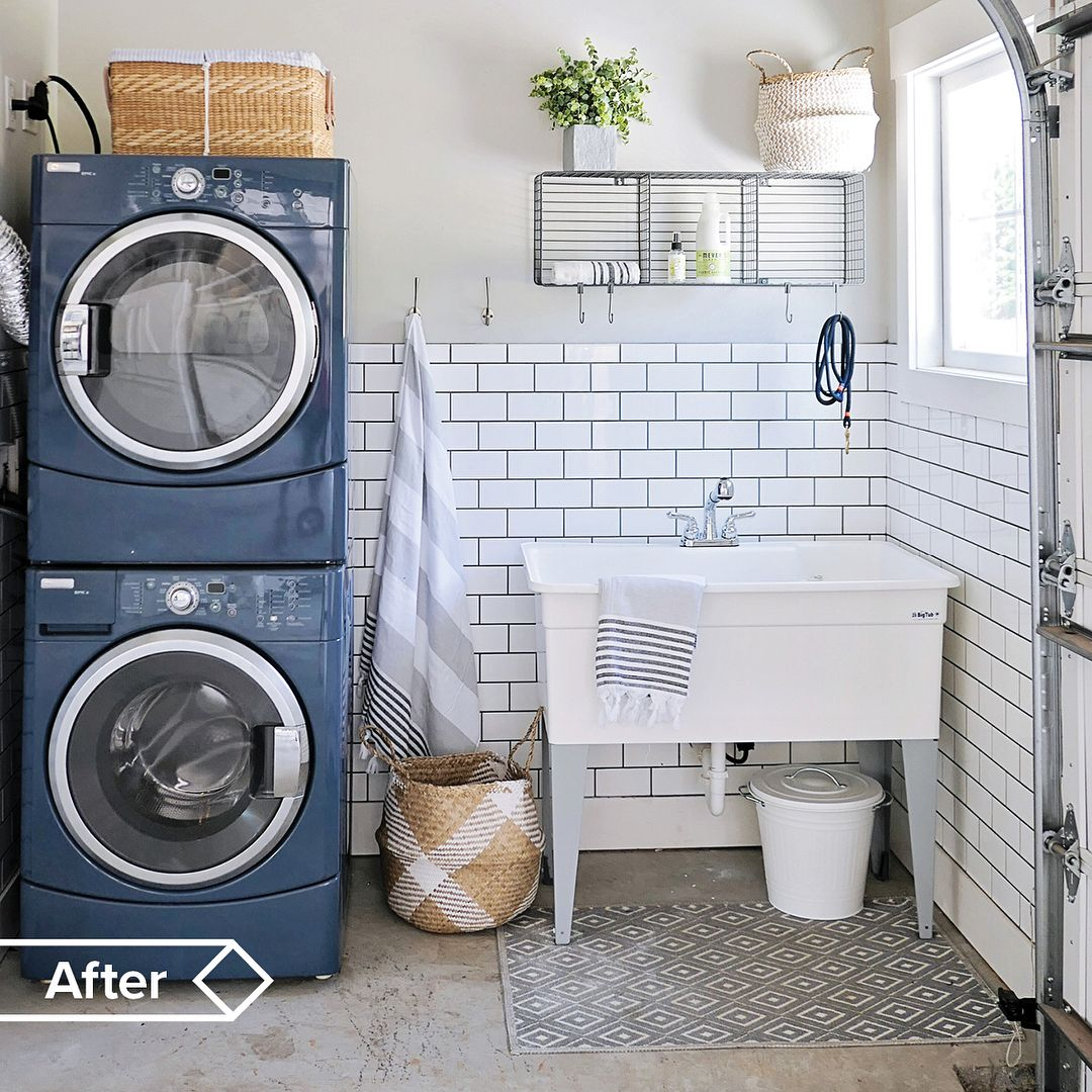 Laundry Room Storage Organizing Tutorial Laundry Room