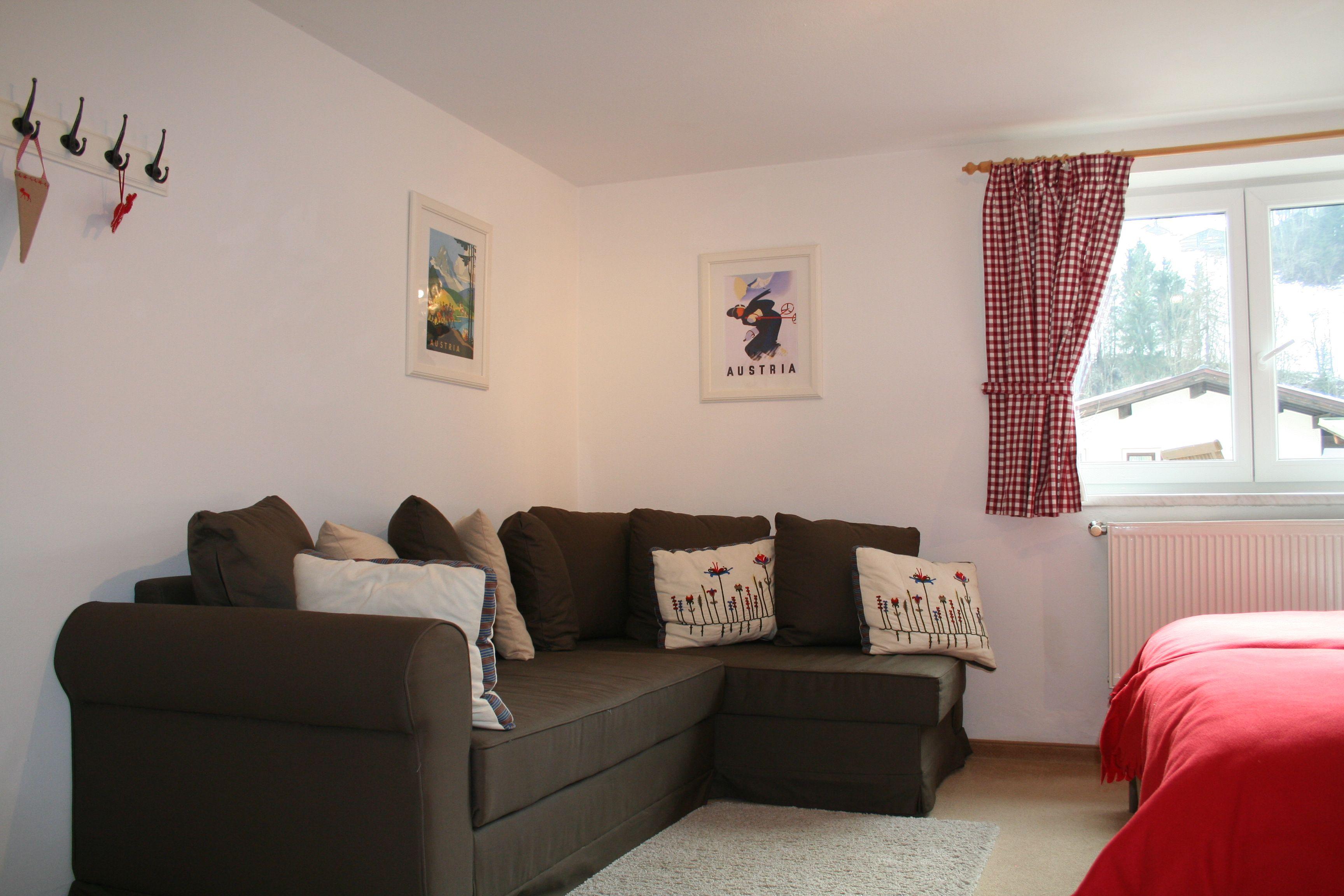 Haus Wasserbauer : Apartment Bradl : Bedroom 2