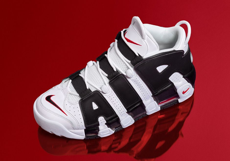 Nike Air More Uptempo Scottie Pippen Release Date - Sneaker Bar Detroit  https://