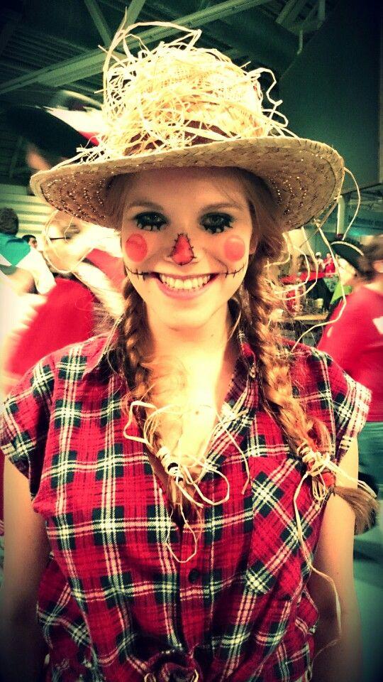 Scarecrow/ Vogelscheuche, adult costume :-) #scarecrowcostumediy