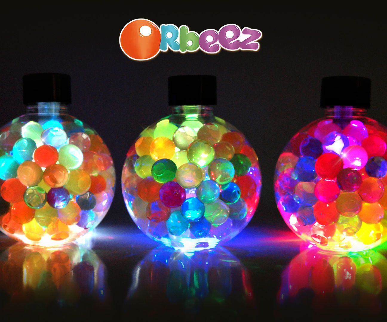 Mood Lighting Ideas From Visualchillout: How To Make Orbeez Mood Lamp ! DIY Orbeez LED Mood Light