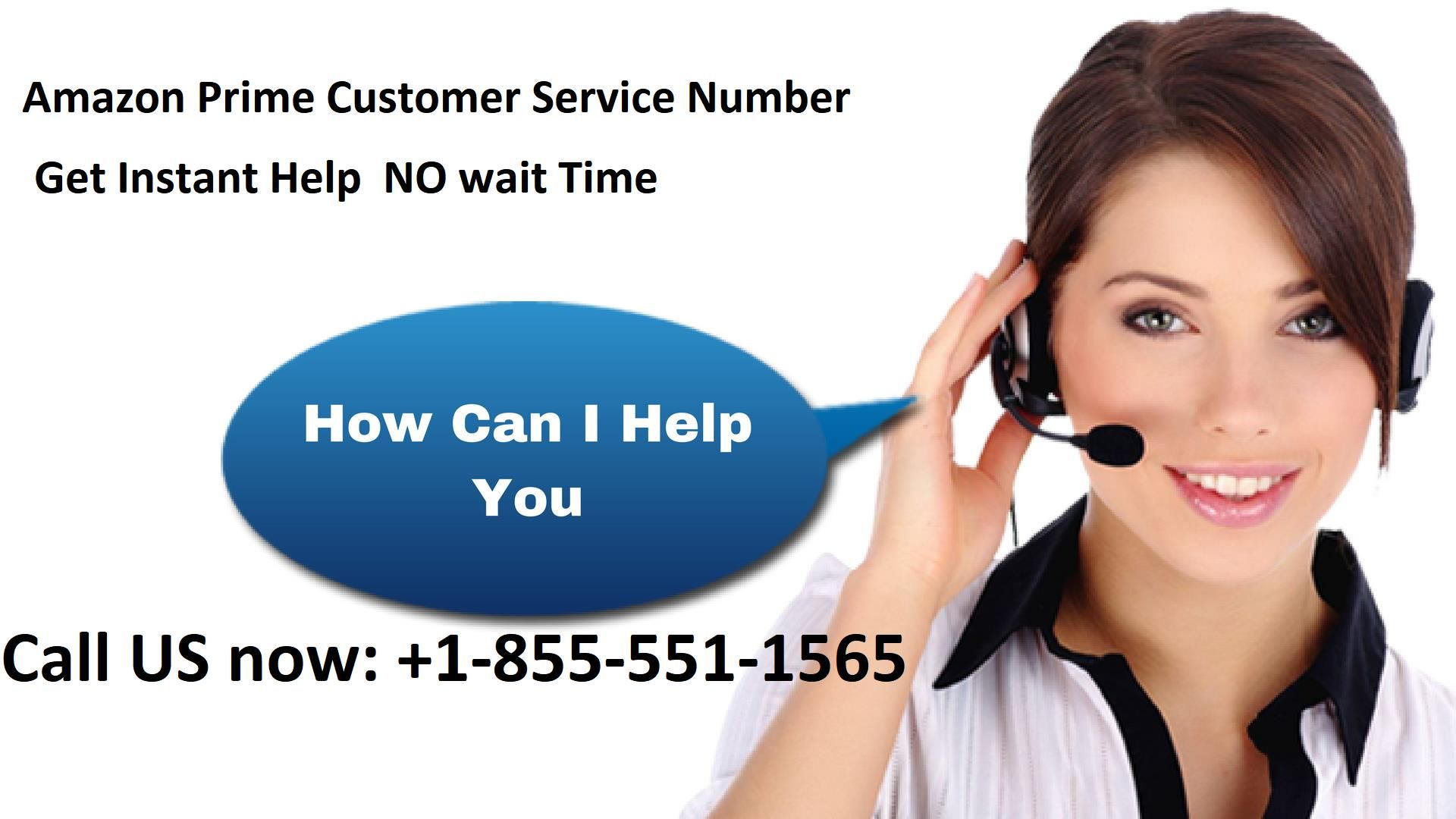 Amazon Prime Customer Service Number8555511565 The