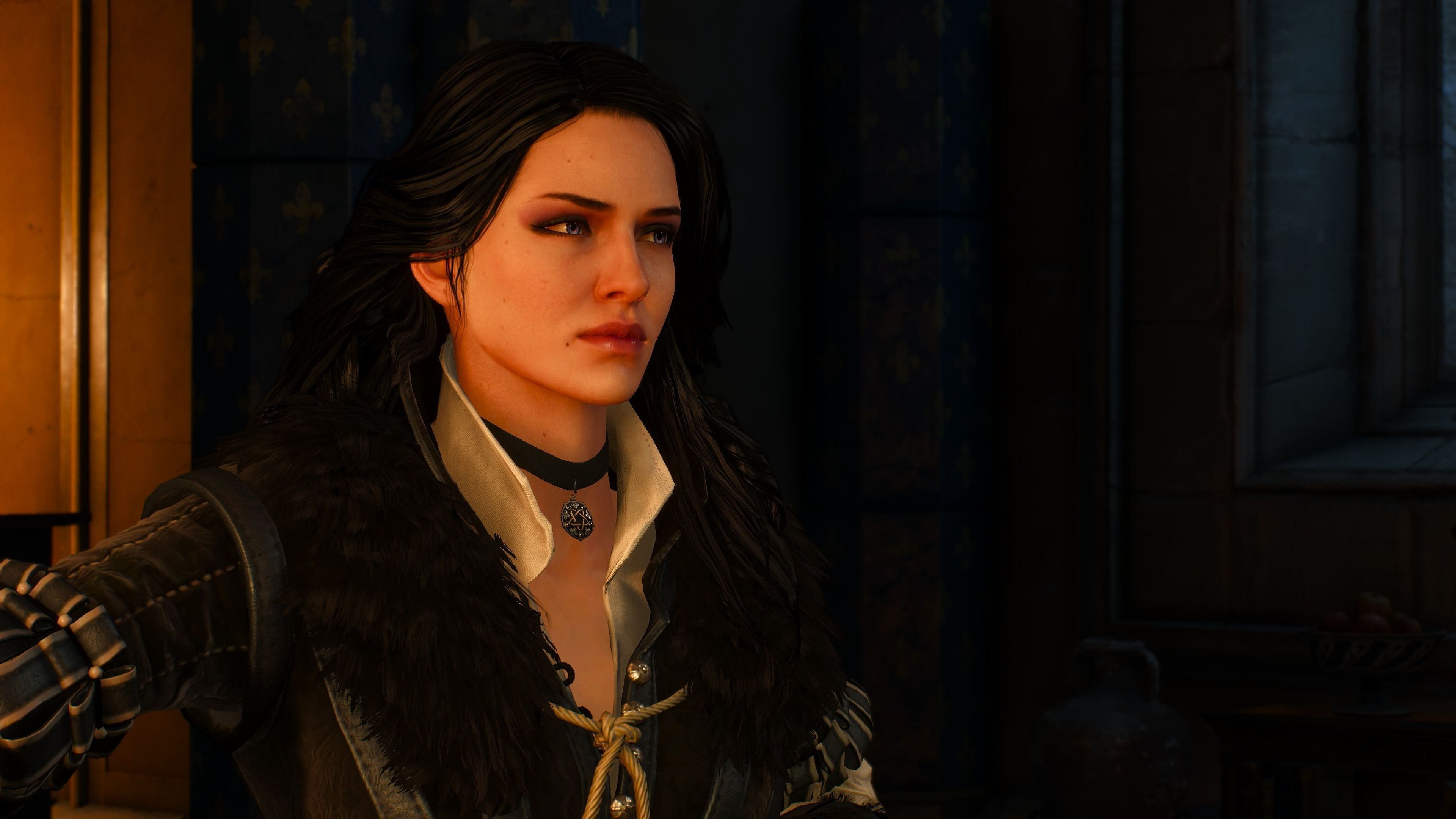 The Witcher 3 Wild Hunt The Witcher Yennefer Of Vengerberg