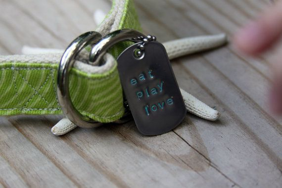 Dog Tag for Lucy?  Adorable!