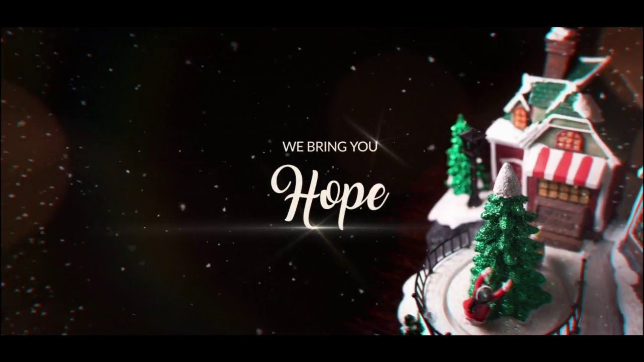 Christmas Greetings Iv Christmas After Effect Template Ae Christmas Greetings After Effects Templates Templates