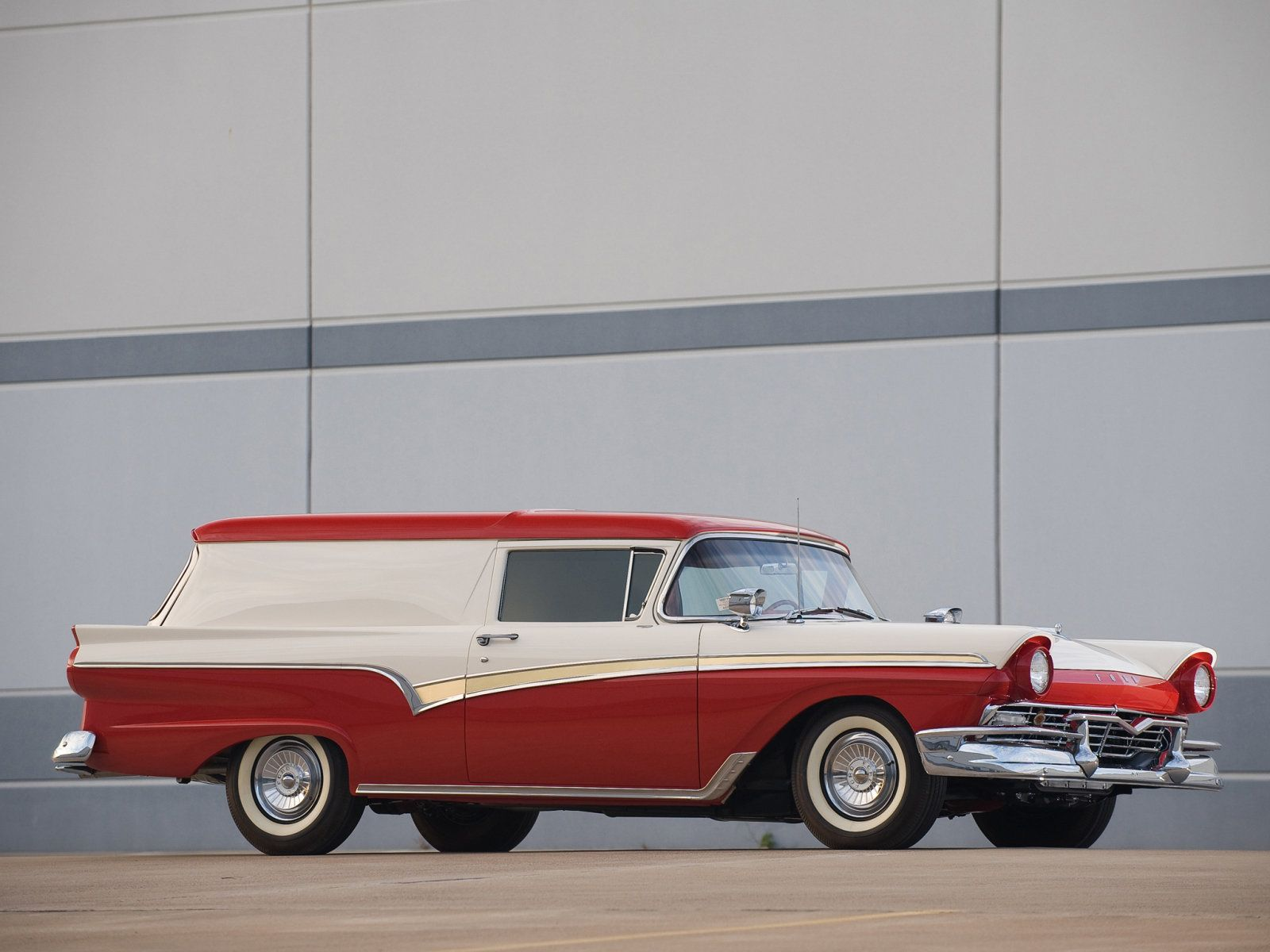 1957 ford sedan delivery wagon