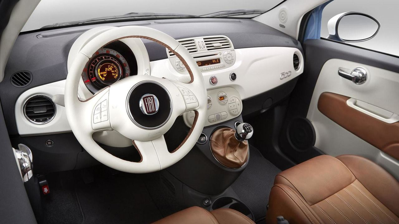 Retro Fiat 500 1957 Edition Is A Reminder Of The Good Ole Days