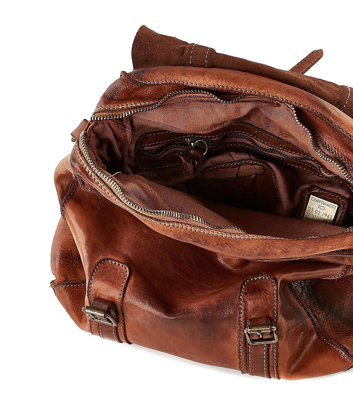 großer Rabatt suche nach authentisch spätester Verkauf CAMPOMAGGI-Tasche-C1983-Women-Cognac-Rossi&Co | Bags for ...
