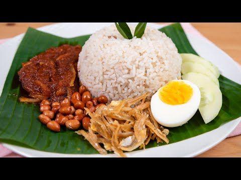 Sambal Terbaik Untuk Nasi Lemak Youtube Resep Makanan Makanan Sehat Resep Masakan Asia