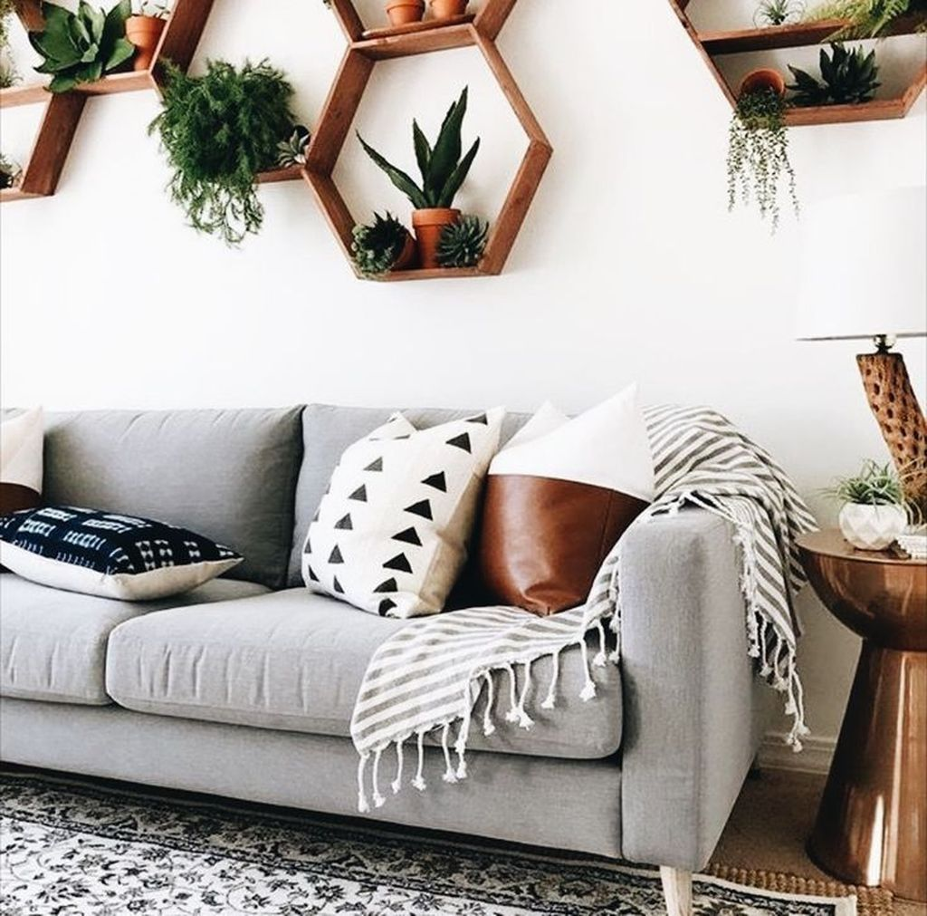 44 The Best Rustic Living Room Decor Ideas On A Budget That Is Dazzling images