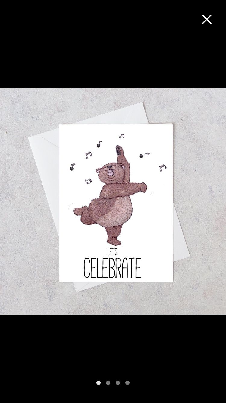 greeting card new job congratulations let's celebrate