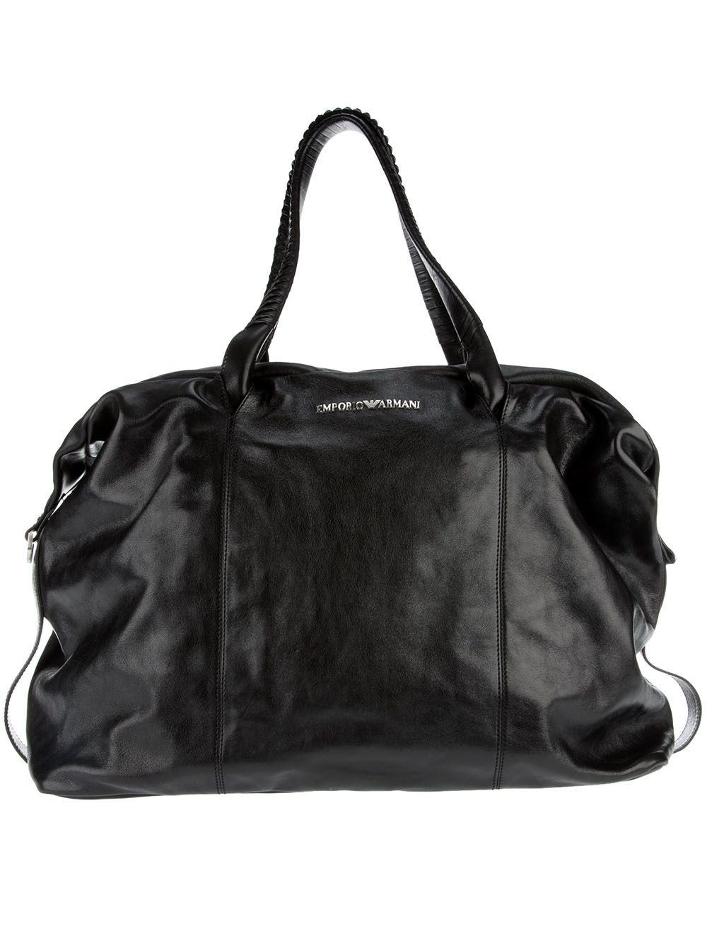Emporio armani Weekend Bag in Black for Men  7a3b8a3c3248d