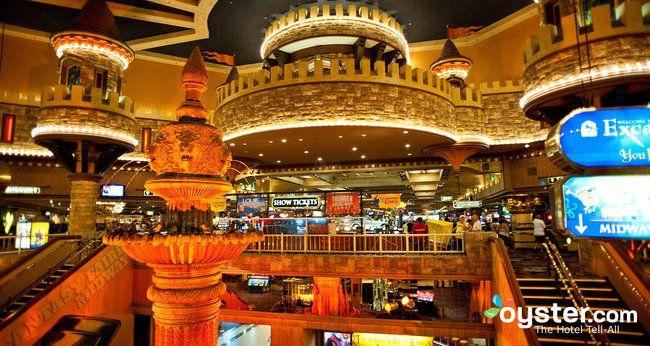Inside Hotel Casino Excalibur Excalibur Las Vegas Las