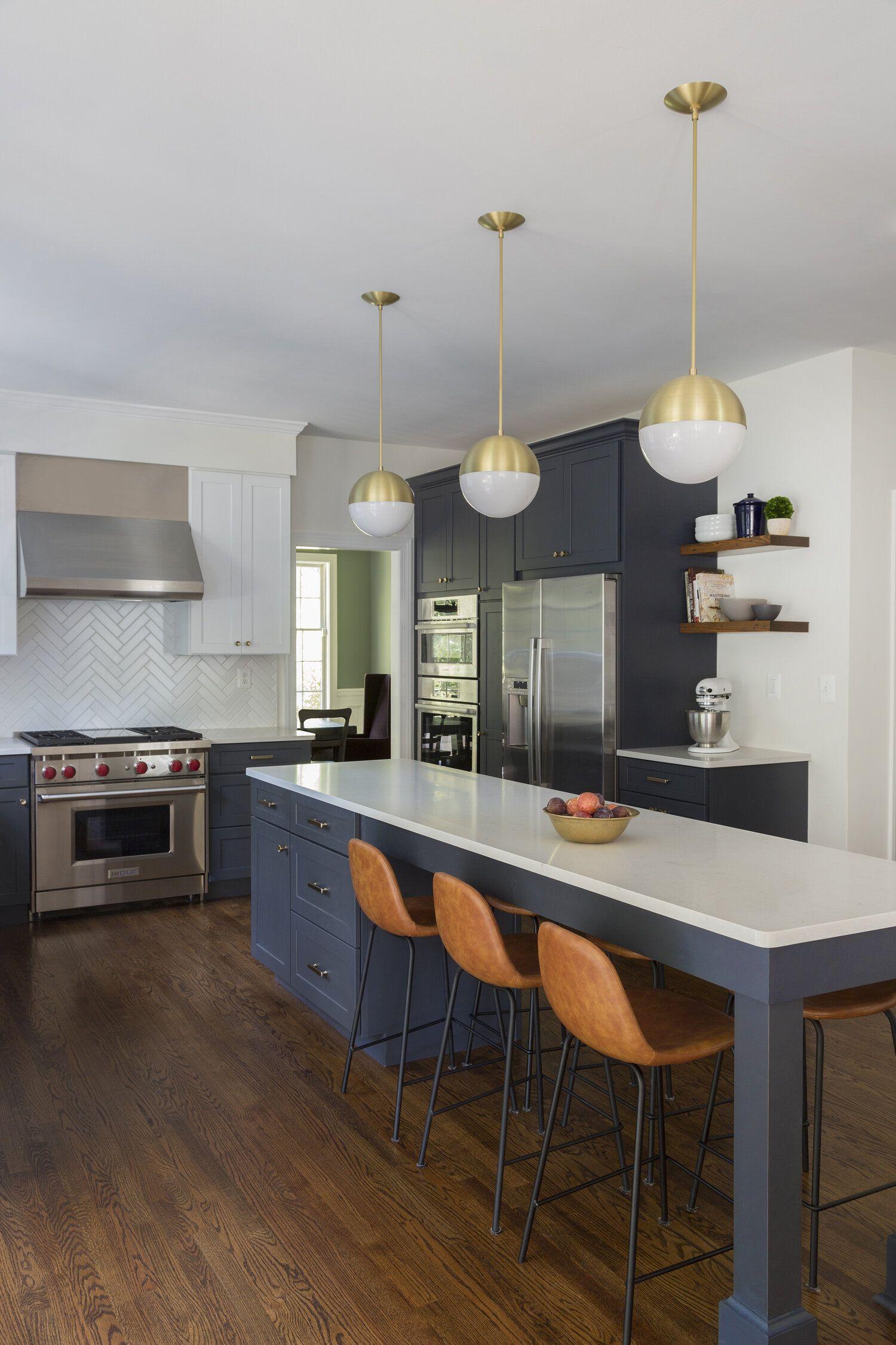 Wayne Contemporary Kitchen   Airy Kitchens