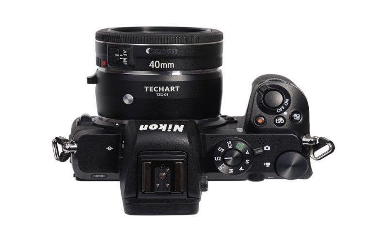 بإمكانكم الآن استخدام عدسات كانون مع كاميرات نيكون Nikon Mirrorless Canon Lenses Lenses