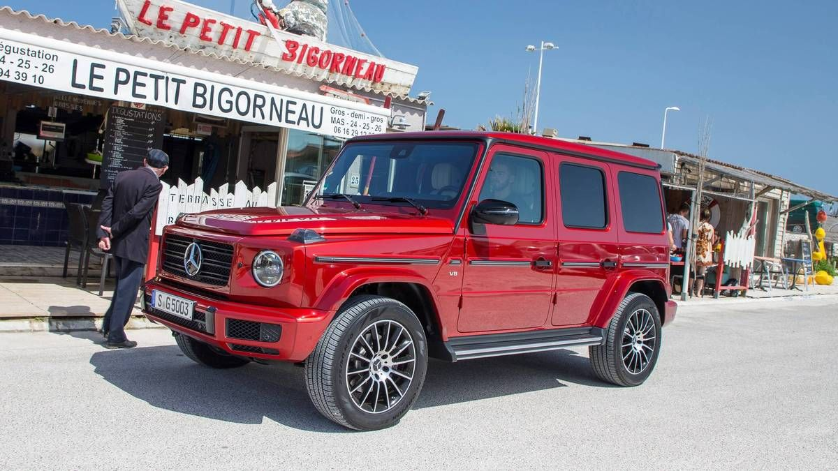 2020 Mercedes G Class Exterior Date Check More At Http Www