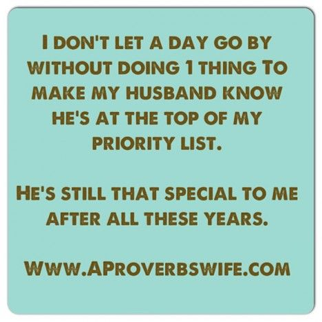 Marriage Quotes Where Is Your Husband On Your Priority L A