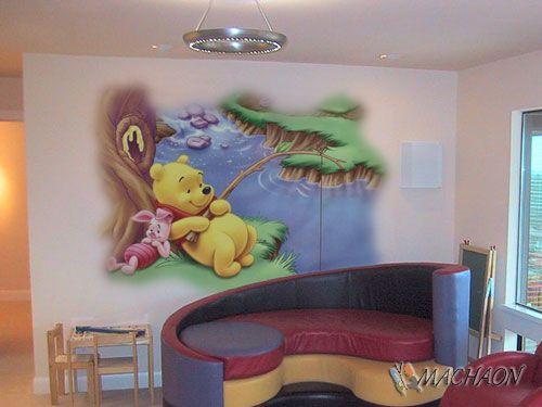 Kids Room Paintings | Wall Painting Ideas For Kids Room – Gallery