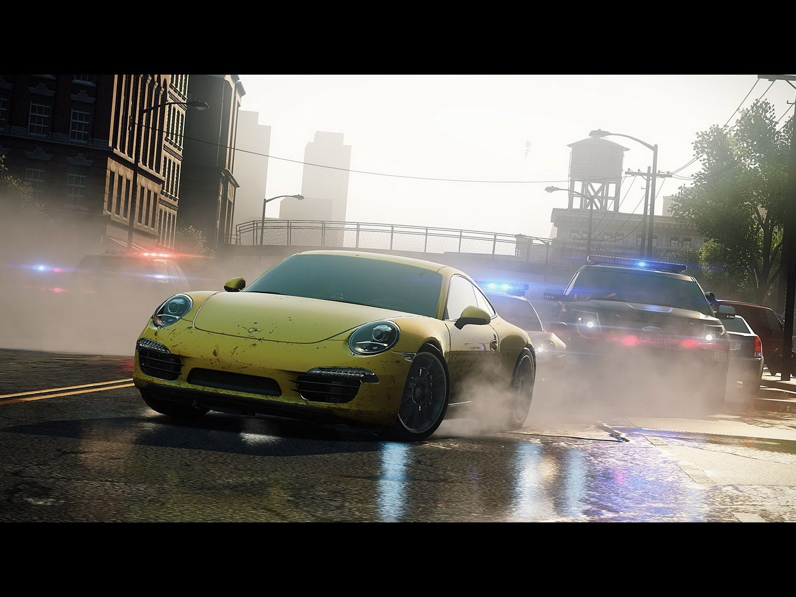 Need For Speed Most Wanted Wallpaper 800x600 Need For