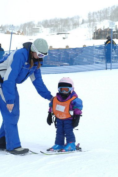 How To Prepare Your Child For First Ski Lesson Skiing Lessons Ski Trip Skiing Outfit