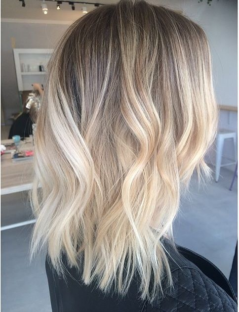 Color..blend with natural hair color, blonder ends | Hair Color ...