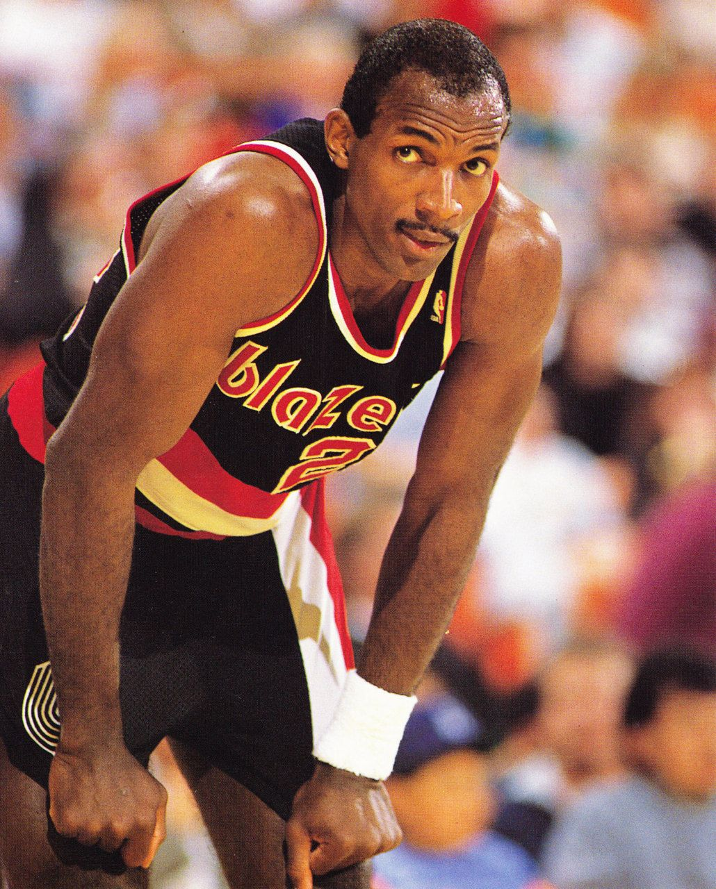 "One Of The Game's All-time Great Guards, Clyde ""The Glide"