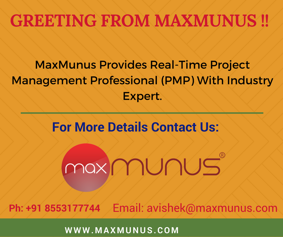The Project Management Professional Pmp Is The Most Important