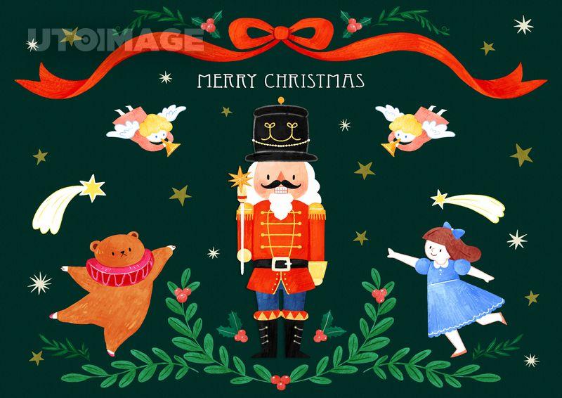 크리스마스카드 010 Pai186 유토이미지 일러스트 배경 계절 겨울 겨울배경 행사 축제 겨울축제 시즌 크리스마스 크리스마스배경 메리크리스마스 크리스마스카드 카드 엽서 편지 초대 안부 인사 성탄 크리스마스 카드 크리스마스 트리 나무