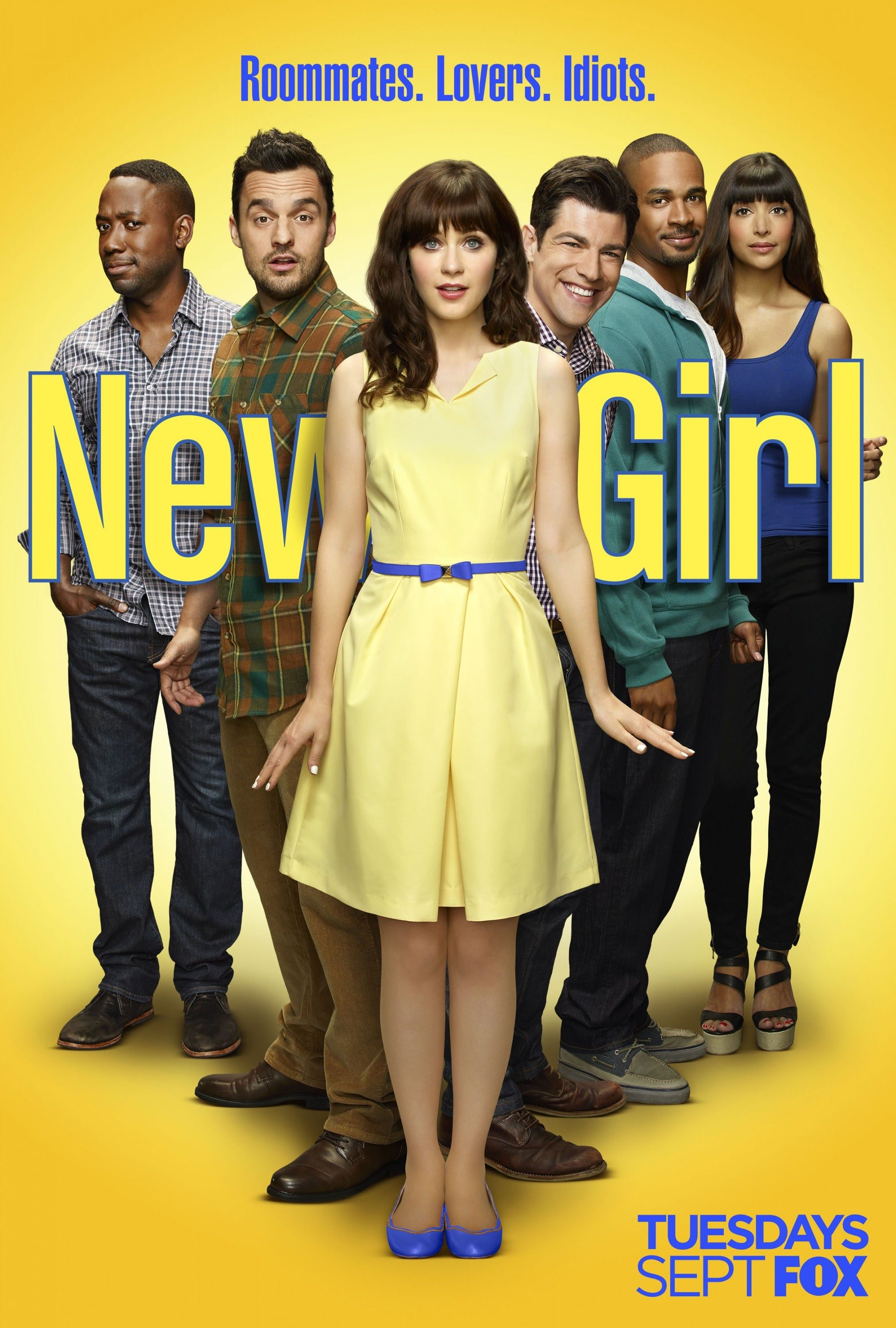 New Girl (Temporada 4) - Empezada el 8/8/2015