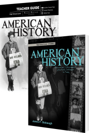 American History: Observations & Assessments from Early Settlement to Today GREAT Curriculum from a Christian Perspective