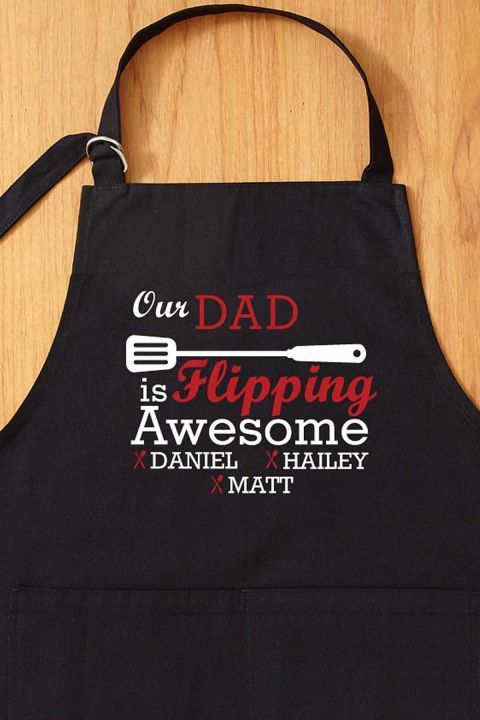 Mother/'s day wedding gift Father/'s day shower gift BBQ apron