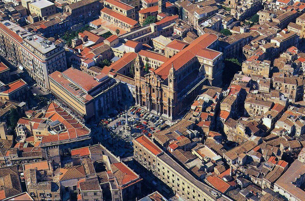 Palermo - Piazza e Chiesa di San Domenico © Tutti i diritti riservati  di Giovanni Mascellaro