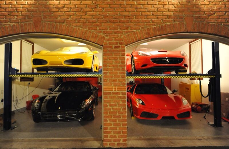 Image Detail For Garages Design With Luxury Car 29