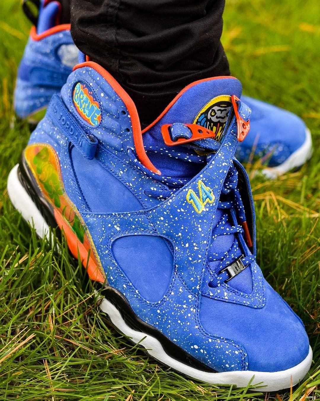 pretty nice a048e 365aa Air Jordan 8 retro Doernbecher | Sneakers in 2019 | Shoes ...