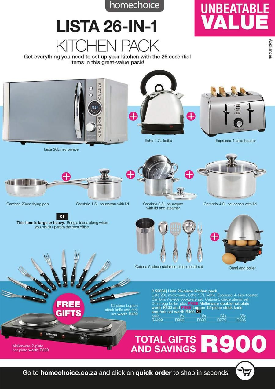 Home choice april catalogue 23 march 20 april 2018 page 9