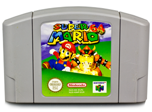 Super Mario 64 Nintendo 64 Super Mario Super Mario Nintendo Nintendo 64