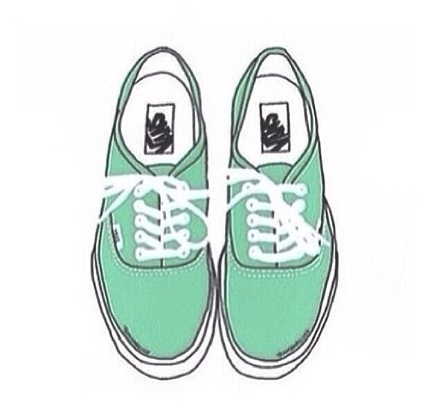 vans ♡ green ♡ mint ♡ tumblr overlays ♡ tumblr transparents